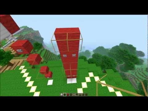 minecraft comment cr er un ascenseur doovi. Black Bedroom Furniture Sets. Home Design Ideas
