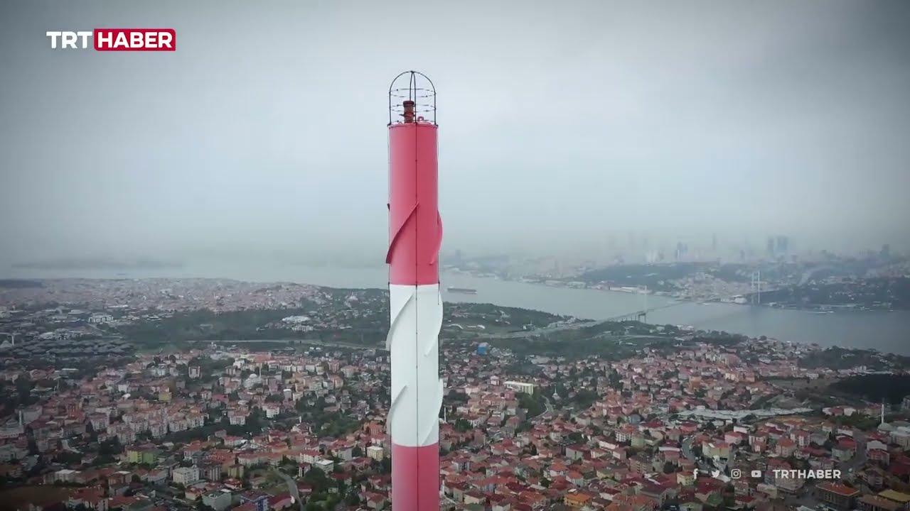 İstanbul'un en yüksek binası Küçük Çamlıca Kulesi'ne geri sayım