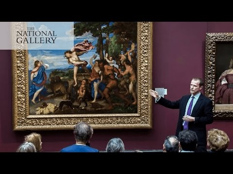 Titian: Painting the myth of Bacchus and Ariadne | National Gallery