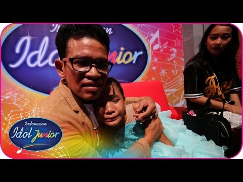 After The Stage - Road To Grand Final - Indonesian Idol Junior