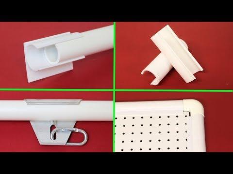 10 Life Hacks with PVC #26