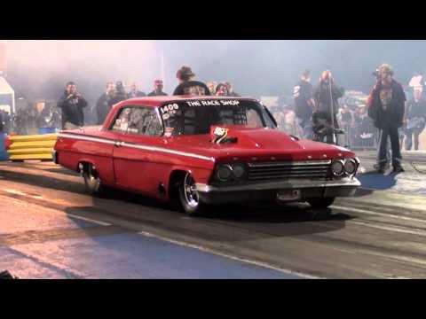 TWIN TURBO 1962 Chevy Impala