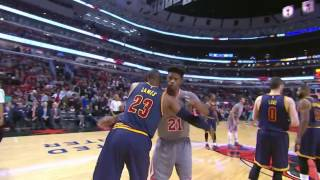 cleveland cavaliers at chicago bulls march 30 2017