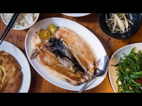 Traditional Taiwanese Food in Taipei, Taiwan: Don't Miss The Milkfish! (Day 12)