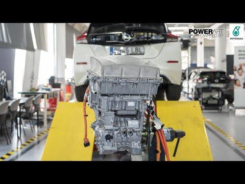 Anatoma de un coche elctrico [TCNICA - #POWERART] S05-E31