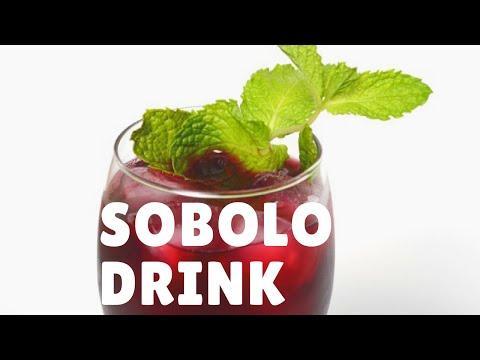 How To Make SOBOLO ( SORREL) Drink