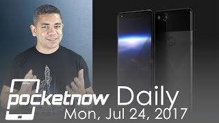 Google Pixel 2 Snapdragon 836, Apple's Siri + The Rock & more   Pocketnow Daily