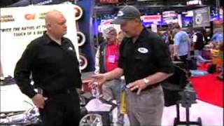Gear Vendors Overdrives SEMA 2008 V8TV-Video