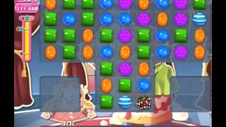 Candy Crush Saga Level 1115 (No booster, 3 Stars)