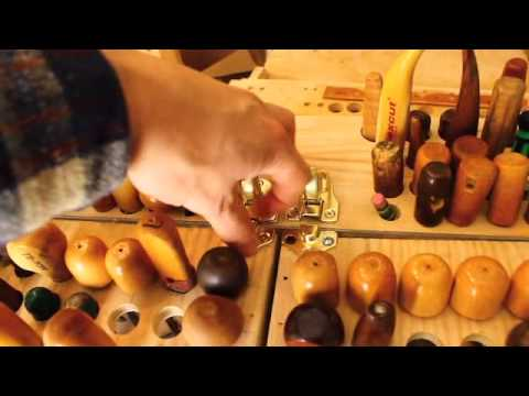 woodcarving tool box by Randall Knight - YouTube
