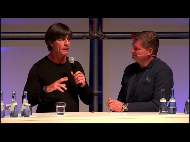 Joachim Löw BDZV-Zeitungskongress in Stuttgart 18.09.17
