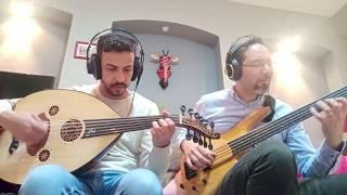 Essel Aleyy - Duo Riadh Boualam et Nadjib Gamoura (Oud & Bass)
