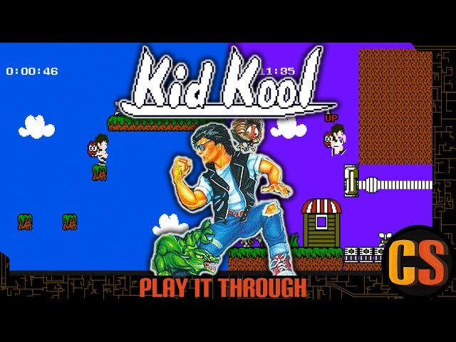 KID KOOL: AND THE QUEST FOR THE SEVEN WONDER HERBS - PLAY IT THROUGH