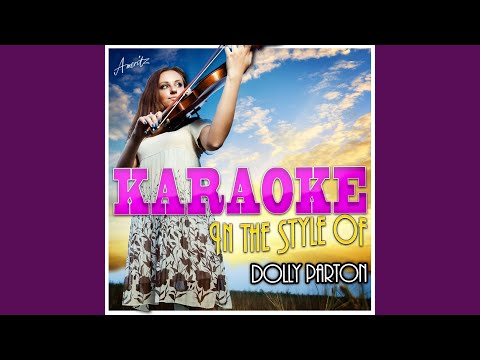 House Of The Rising Sun (In The Style Of Dolly Parton) (Karaoke Version)