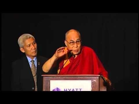 The Dalai Lama in Garden Grove, CA - July 5, 2015