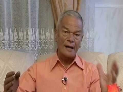 Testemunho de conversão e cura do Pr. Victorino Silva