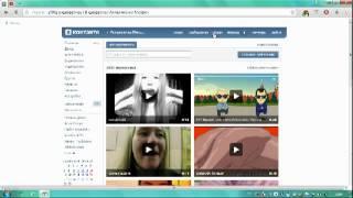 обзор на мою страничку в контакте и на YouTube + как добавлять видео на  YouTube(, 2013-04-05T16:20:43.000Z)