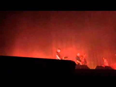 Explosions in the Sky- live at the Fox theater in Oakland (may 7, 2016)