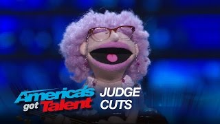 "Ira: Puppet Serenades Mel B With ""Let"
