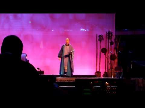 Chris Estrella Congress 2013