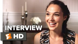 Triple 9 Interview - Gal Gadot (2016) - Thriller HD