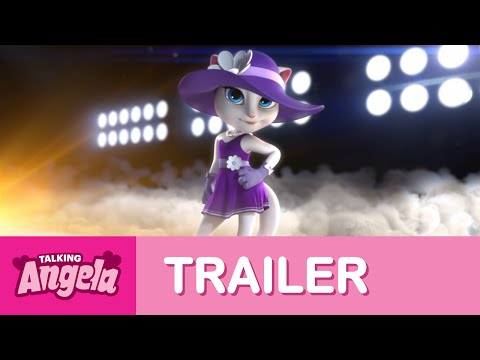 My Talking Angela - Official Trailer
