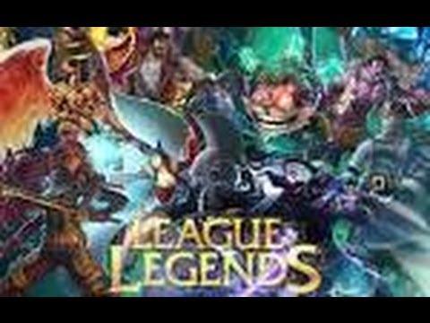 (DIRECTO) League of Legends #1 Jugando con vosotros