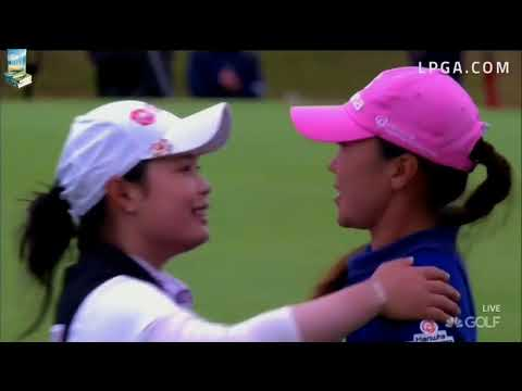 Champion In Kyung (IK) Kim's Best Golf Shots 2017 Ricoh Women's British Open