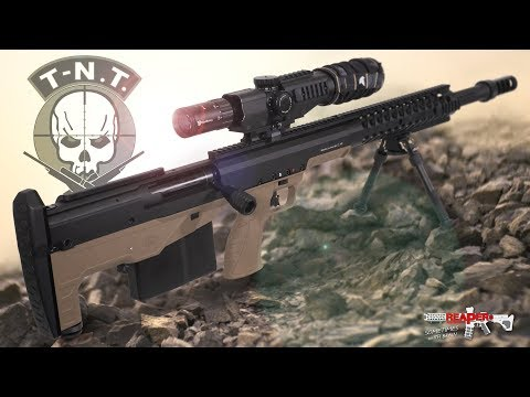 [Tech] Silverback HTI, SRS HopUp - TNT Terminator S+, R-Hop, FAST 6mm Airsoft/Softair (German,DE)