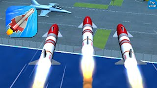 Boom Rockets 3D Game 😊 All Levels Gameplay ios Android Mobile Games Level 1-17 screenshot 5