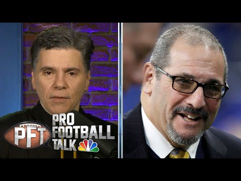 PFT PM Mailbag: Is Dave Gettleman on hot seat with New York Giants? | Pro Football Talk | NBC Sports