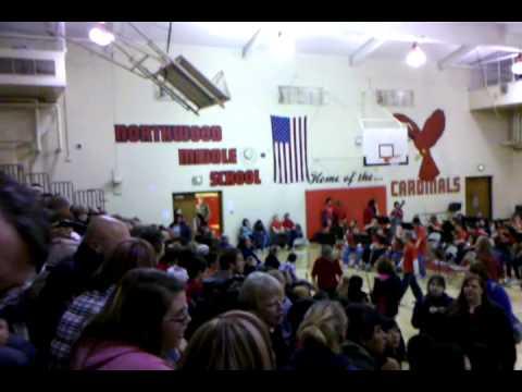 Northwood Middle School Winter Concert (1) VID_20101207_183123.3gp