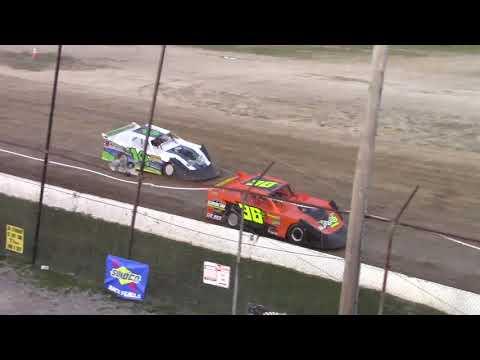 Genesee Speedway Highlights 8-10-19