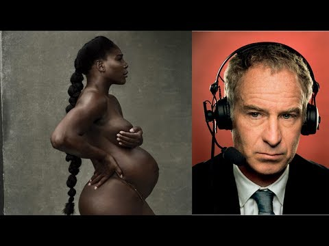 Serena Williams Gets Naked For Vanity Fair And Fires Back At Haters