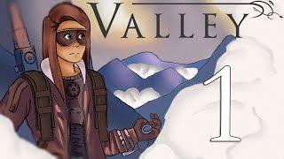 ❀ Прохождение Valley ❀ - 1st - Деревьеоживлятор
