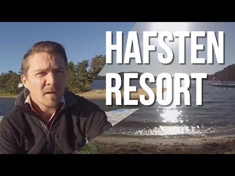 Sensommerhelg på Hafsten Resort