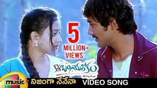 Kotha Bangaru Lokam Movie Songs | Nijanga Nenena Song | Varun Sandesh | Shweta Basu Prasad