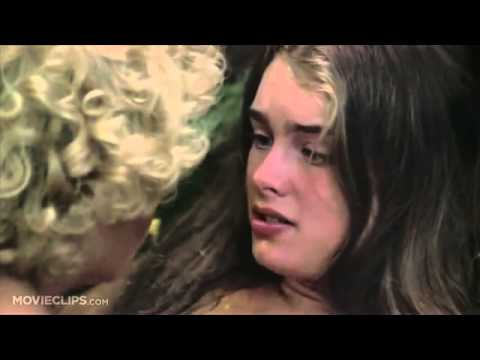 The Blue Lagoon (4_8) Movie CLIP - Sticky Kiss (1980) HD.mp4