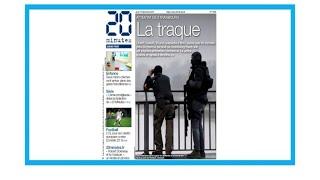 "Fusillade du marché de Noël de Strasbourg,""la traque"""