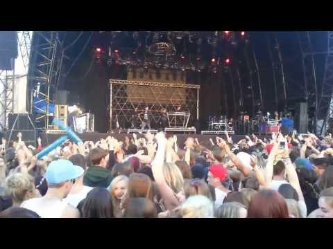 GOLD DUST - DJ Fresh Live@Sundown Festival 2013