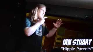"Comedy Coughs: Ian Stuart- ""Hippie Parents"""
