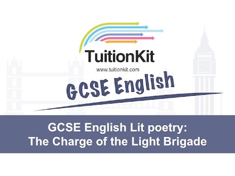 The Charge of the Light Brigade Form        pdf TES The Prelude by William Wordsworth  Poem Analysis   Overview