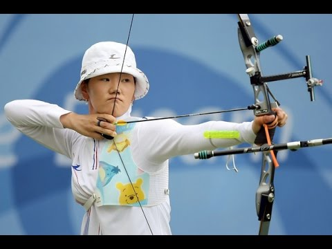 Park Sung Hyun Shooting Archery