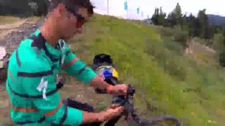 Suporte para Superfície Cilíndrica GoPro, Preto, GRH30