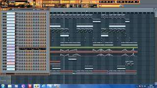 Enrique Iglesias Ft. Ludacris - Tonight (FL Studio Version)