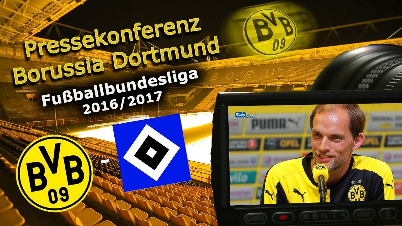 Borussia Dortmund - Hamburger SV: Pk mit Thomas Tuchel