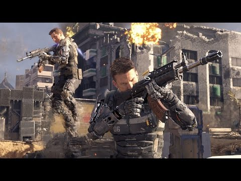 Call of Duty Black Ops 3 Pelicula Completa Español