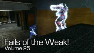 Fails of the Weak - Volume 25 - Halo 4 - (Funny Halo Bloopers and Screw Ups!)