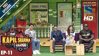 The Kapil Sharma Show - दी कपिल शर्मा शो–Ep-11-Gayle Storms' while Kanika Sings – 28th May 2016