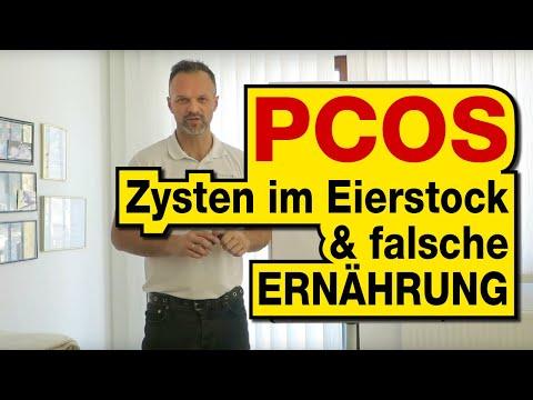 PCOS, Zysten Im Eierstock; Falsche ERNÄHRUNG - Dr. Markus STARK